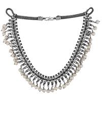 silver necklace images Buy silver necklaces online for women voylla jpg