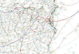 Surface Map Johncollins11 Insta Weather Insights