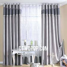 Yellow Faux Silk Curtains Gray Silk Curtains Silver Grey Faux Silk Curtains Rooms Grey
