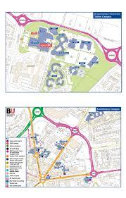 Norwich University Map Bournemouth University Map Image Gallery Hcpr