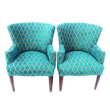 Turquoise Accent Chair 215 Best Pair Of Chairs Images On Pinterest Accent Chairs
