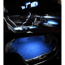 Car Interior Blue Lights Diode Dynamics Mustang Led Interior Light Conversion Kit 2015 2018