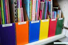 orginized organized craft supplies the sunny side up blog