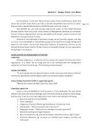 sle business plan recreation center new strategic business plan 2013