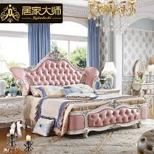 bedroom furniture sets full size bed china guangzhou leather modern luxury princess bedroom furniture