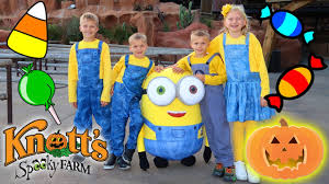 halloween pop tarts halloween fun at knott u0027s spooky farm knott u0027s berry farm youtube