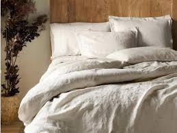 sheets and duvet covers organic linen chambray duvet cover linen