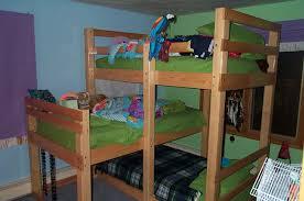 Tri Bunk Beds Uk Woodworking Plans L Shaped Bunk Bed Plans L