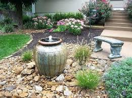 Backyard Fountains Ideas Backyard Ideas Garden Pool Design Idea Backyard