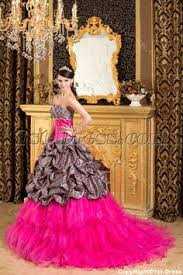 pink orange quinceanera dress quinceanera dresses