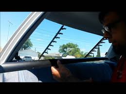 Car Venetian Blinds For Sale Installing Rear Car Blinds 1991 Honda Civic Ed3 Ef Maaaaad Jdm