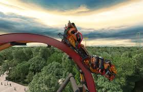 Six Flags Rides New Jersey Six Flags Great Adventure Debuting New Total Mayhem Coaster