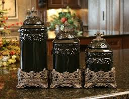 tuscan style kitchen canister sets 60 best canisters images on canisters vintage