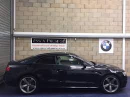 used 2013 audi a5 2 0 tdi black edition coupe 2dr diesel manual