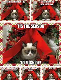 Christmas Grumpy Cat Meme - grumpy cat s christmas meme compilation by xxspiritwolf2000xx ツ