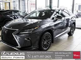 lexus suv 2017 lexus rx 350 for sale in edmonton alberta