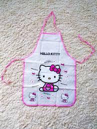 tablier de cuisine hello boutique les gourmands acheter tablier cuisine hello adulte