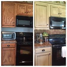 Kitchen Pictures With Oak Cabinets Best 25 Updating Oak Cabinets Ideas On Pinterest Painting Oak