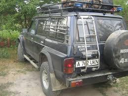 nissan patrol 1990 ниссан патрол 1990 год 2 8 л здравствуйте всем мкпп расход 10
