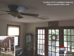 mitsubishi electric cooling and heating logo ductless cooling system leesburg alexandria winchester me flow