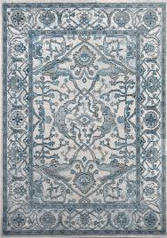 home dynamix area rugs reaction rug 5301 128 ivory blue
