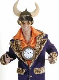 Clock Halloween Costume Rappa Kit Forum Boston Costume