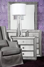 Silver Mirrored Bedroom Furniture 105 Best Silver Bedroom Sets Images On Pinterest Bling Bling