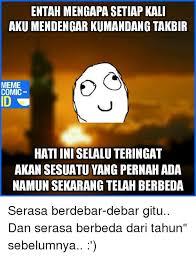 Buat Meme Comic - 25 best memes about takbir takbir memes
