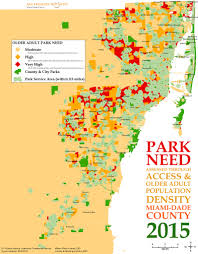 Miami City Map by Older Maps Miami Dade Age Friendly Initiative