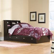 twin storage beds