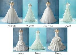 disney wedding dress disney princess inspired wedding dresses by alfred angelo these