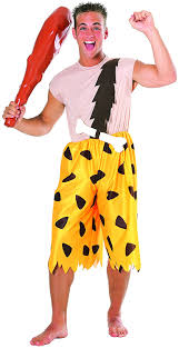 flintstones costumes rubie s costume co men s the flintstones bamm bamm