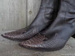womens boots george womens boots vintage leather boots made in italy george