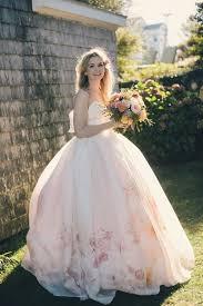 Alternative Wedding Dress 15 Head Over Heels Gorgeous Floral Wedding Dresses Crazyforus