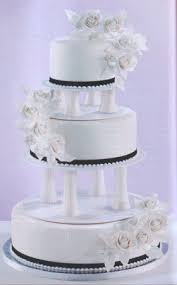 curved pillars curved wedding cake pillars