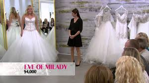 the top 3 wedding dress silhouettes with say yes to the dress