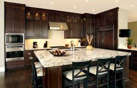 small kitchen ideas with brown cabinets small cherry cabinet ideas on foter