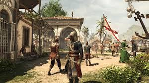 Flag Im Assassins Creed Black Flag Im Technik Test Grafikkarten Und