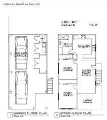 single family floor plans new houses in honolulu starting in the 500 000 u0027s kauhale gardens