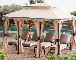 patio furniture gazebo gazebo outdoor living