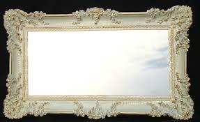 antiker spiegel gold