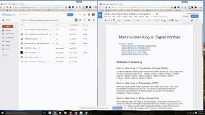 Google Doc Table Of Contents Tips For Using Google Apps For Education To Create Digital