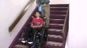 garaventa stair trac portable wheelchair lift salva escaleras