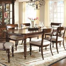 kincaid dining room moonlight bay victoria dining room set w regency chairs kincaid