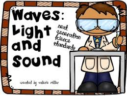 waves light and sound is a next generation science standards unit