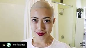 very beautiful headshave girls headshave gorgeous and beautiful girl shaving her head ep 19