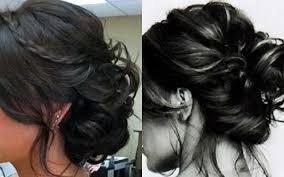 quick hairstyle tutorial messy bun for college girls youtube