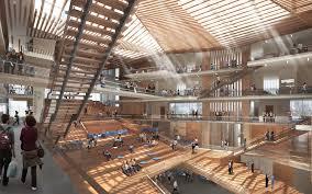 Architectural Design Gallery Of Winning Design Revealed For New College Of Architecture