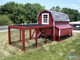Red Barn Kennel Quality Horse Barns Sheds Garages And Chicken Coops Horizon