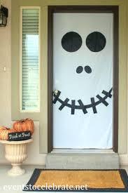 Halloween Front Door Decor Decoration Appealing Halloween Front Door Decorations Cheap